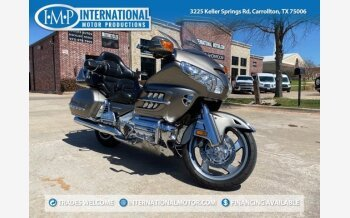 2006 Honda Gold Wing for sale 201059180