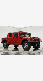 2006 Hummer H1 4-Door Open Top for sale 101112478