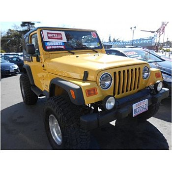 2006 Jeep Wrangler 4WD Sport for sale 101095088
