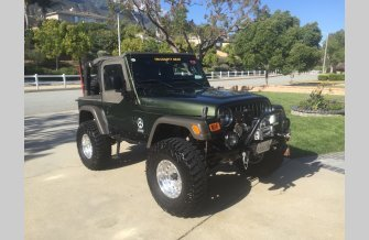 2006 Jeep Wrangler 4WD SE for sale 100768947