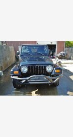 2006 Jeep Wrangler 4WD Sport for sale 100982736