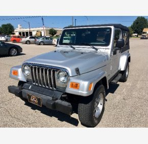 2006 Jeep Wrangler 4WD Unlimited for sale 101028130