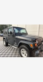 2006 Jeep Wrangler 4WD Unlimited for sale 101060459