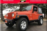 2006 Jeep Wrangler 4WD X for sale 101064938
