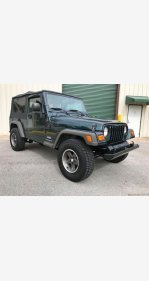 2006 Jeep Wrangler 4WD Unlimited for sale 101065421