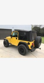 2006 Jeep Wrangler for sale 101094383