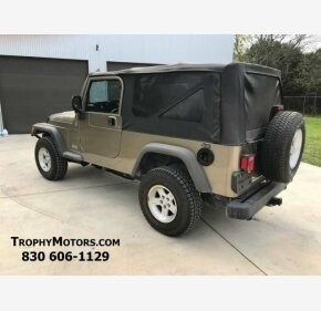 2006 Jeep Wrangler 4WD Unlimited for sale 101094392