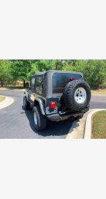 2006 Jeep Wrangler 4WD SE for sale 101175005