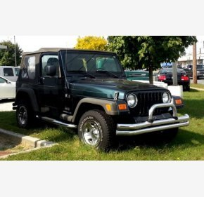 2006 Jeep Wrangler for sale 101185659