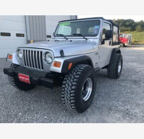 2006 Jeep Wrangler 4WD X for sale 101206425