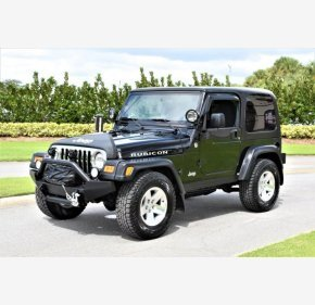 2006 Jeep Wrangler 4WD Rubicon for sale 101219265