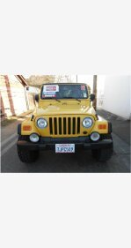 2006 Jeep Wrangler 4WD Unlimited for sale 101286049