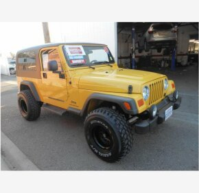 2006 Jeep Wrangler for sale 101286049