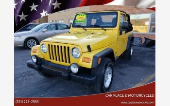 2006 Jeep Wrangler for sale 101297577