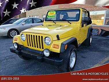 2006 Jeep Wrangler 4WD Unlimited for sale 101297577