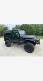 2006 Jeep Wrangler 4WD Unlimited for sale 101305159
