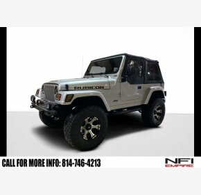 2006 Jeep Wrangler 4WD Rubicon for sale 101305869