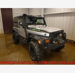 2006 Jeep Wrangler 4WD X for sale 101326315