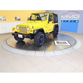 2006 Jeep Wrangler for sale 101331903
