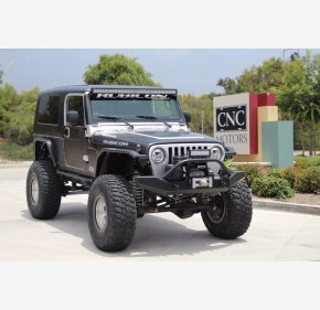 2006 Jeep Wrangler for sale 101341058