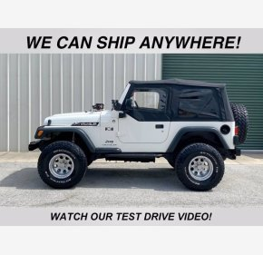 2006 Jeep Wrangler for sale 101346182