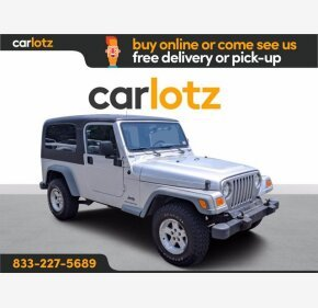 2006 Jeep Wrangler for sale 101350564