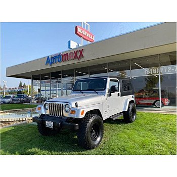 2006 Jeep Wrangler for sale 101373166