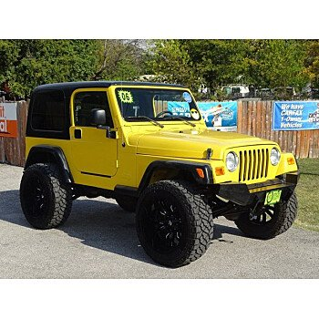 2006 Jeep Wrangler for sale 101379980