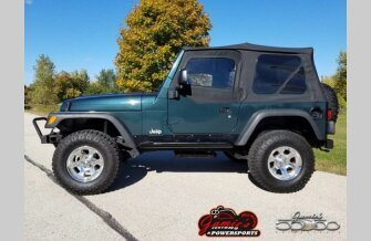 2006 Jeep Wrangler for sale 101400712