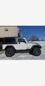 2006 Jeep Wrangler for sale 101405556