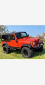 2006 Jeep Wrangler for sale 101406108
