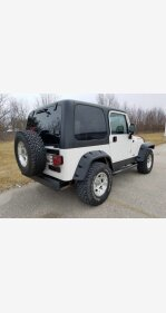 2006 Jeep Wrangler for sale 101430988