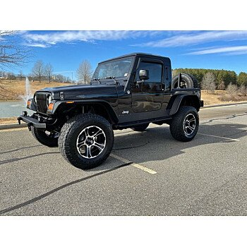 2006 Jeep Wrangler for sale 101444267