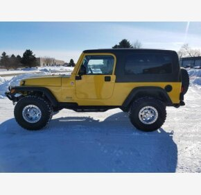 2006 Jeep Wrangler for sale 101446901