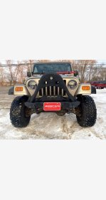 2006 Jeep Wrangler for sale 101456199