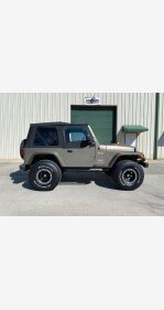 2006 Jeep Wrangler for sale 101459184
