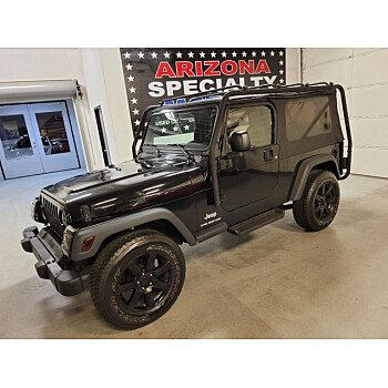 2006 Jeep Wrangler for sale 101519794