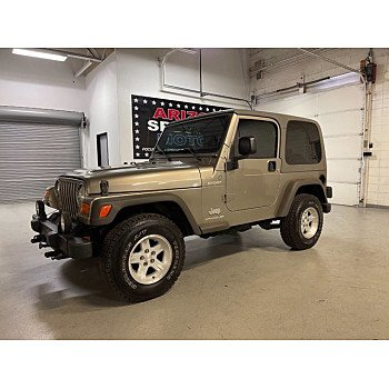 2006 Jeep Wrangler for sale 101529746