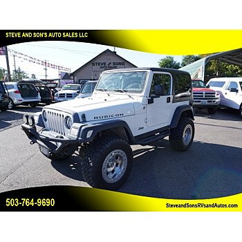 2006 Jeep Wrangler for sale 101604915