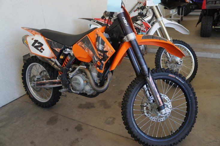 Ktm Motorcycles For Sale Fresno Ca >> 2006 Ktm 450sx For Sale Near Fresno California 93710 Motorcycles