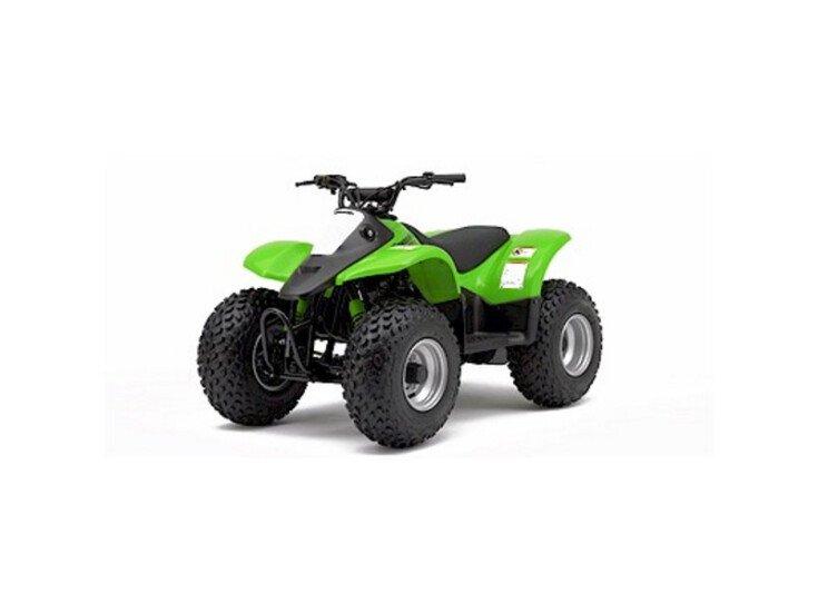 2006 Kawasaki KFX80 50 specifications