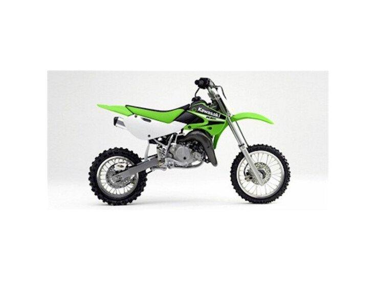 2006 Kawasaki KX100 65 specifications