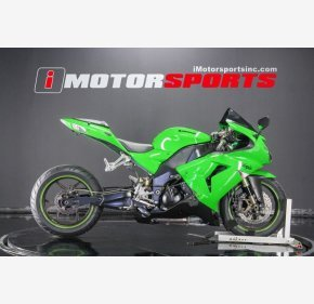 2006 Kawasaki Ninja ZX-10R Motorcycles for Sale