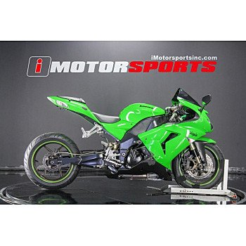 2006 Kawasaki Ninja ZX-10R for sale 200722867