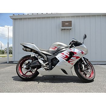 2006 Kawasaki Ninja ZX-6R for sale 200592747