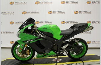 2006 Kawasaki Ninja ZX-6R for sale 200631405