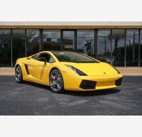 2006 Lamborghini Gallardo for sale 101059725
