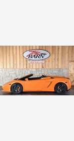 2006 Lamborghini Gallardo Spyder for sale 101082227
