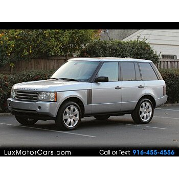 2006 Land Rover Range Rover HSE for sale 101059636
