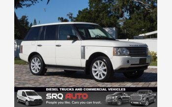 2006 Land Rover Range Rover Supercharged for sale 101456780